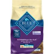 BLUE ライフプロテクション・フォーミュラ シニア猫用(7歳以上) 室内飼い チキン&玄米レシピ 2kg [キャットフード]