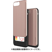MN89171i7SP [iPhone 8 Plus/7 Plus CARDLA CARRIER ローズGD]