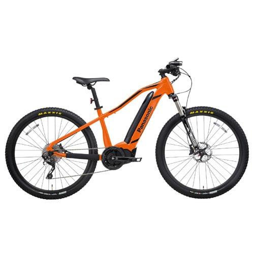 BE-EXM40K [電動アシストスポーツタイプ自転車 XM1 (エックスエムワン) 27.5型 36V/8Ah 外装10段変速 マットバーニングリーブス 2018年モデル]