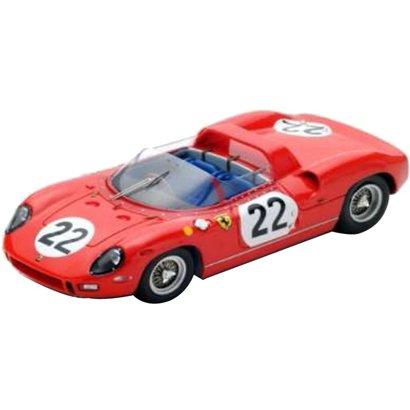 LSLM052 [Ferrari 275P No.22 Le Mans 1964 G. Baghetti - U. Maglioli]