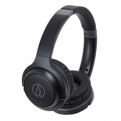 ATH-S200BT BK [ワイヤレスヘッドホン Bluetooth対応 ブラック]