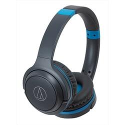 ATH-S200BT GBL [ワイヤレスヘッドホン Bluetooth対応 グレーブルー]
