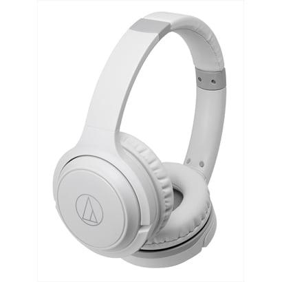 ATH-S200BT WH [ワイヤレスヘッドホン Bluetooth対応 ホワイト]