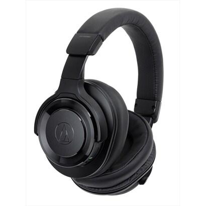 ATH-WS990BT BK [ワイヤレスヘッドホン SOLID BASS series(ソリッドベースシリーズ) Bluetooth対応 ブラック]