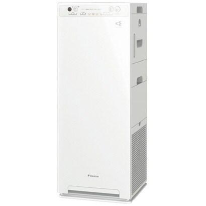 MCK55UY-W [加湿ストリーマ空気清浄機 加湿:14畳まで(プレハブ)/8.5畳まで(木造) 空気清浄:25畳まで ホワイト]