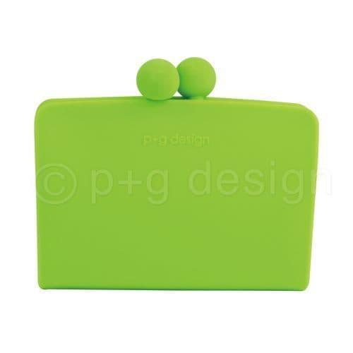 SEPA-POCHI(セパ ポチ) グリーン [シリコン財布 仕切り付]