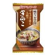 味わうおみそ汁 きのこ DF-0006 12g [味噌汁]