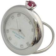 K11-010-013 [Ring Birth Clock スワロフスキー ルビー 7月]