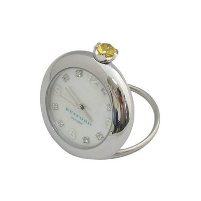 K11-010-017 [Ring Birth Clock スワロフスキー シトリン 11月]