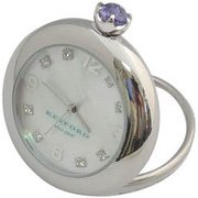 K11-010-018 [Ring Birth Clock スワロフスキー タンザナイト 12月]
