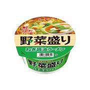 野菜盛りねぎ醤油ラーメン 94g