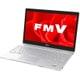 FMVS75B3W [ノートパソコン LIFEBOOK SHシリーズ/13.3型ワイド/Corei5-8250U/メモリ 4GB/SSD 128GB/DVDスーパーマルチ/Windows 10 Home 64ビット/Office Home and Business プラス 365 サービス/アーバンホワイト]