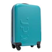 UPQ Bag TR01/BB [12,000mAh モバイルバッテリー搭載 機内持込対応 スーツケース TSAロック対応 ブルージッパー]