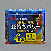 LR6BP/4P [乾電池 BIGCAPA PRIME 単三形 4P]