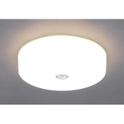 SCL20LMS-HL [小型LEDシーリングライト 電球色 人感センサー付き 1900lm]