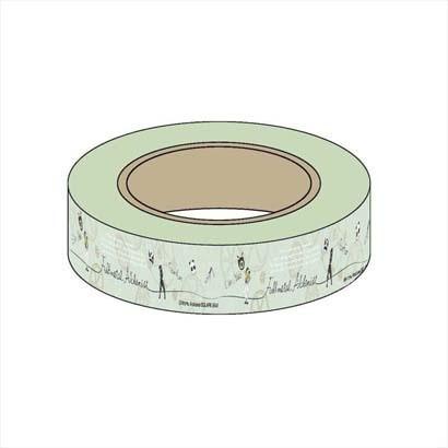 鋼の錬金術師 マスキングテープ リン&ランファン [キャラクターグッズ]