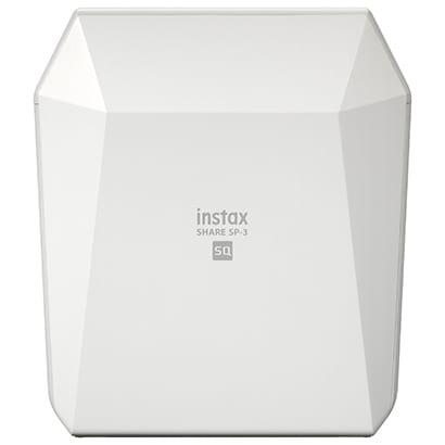 INSTAX SHARE SP-3 WHITE [スマートフォン用プリンター スマホdeチェキ INSTAX SHARE SP-3 ホワイト]