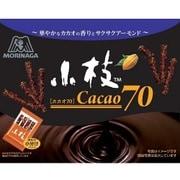 小枝 カカオ70 ティータイムパック 116g