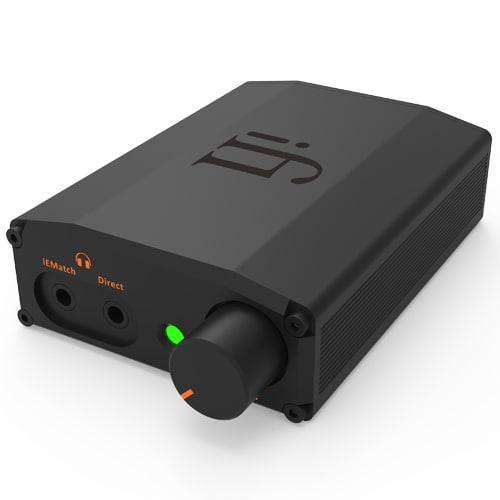 nano iDSD Black Label [ポータブルヘッドホンアンプ DAC内蔵/MQA対応]