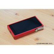 AK-SP1000-CASE-RED [Astell&Kern A&ultima SP1000 Case Sunny Red オーディオプレーヤー用ケース サニーレッド]