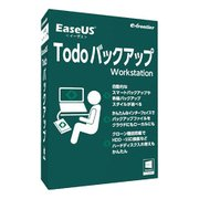 EaseUS Todo バックアップ Workstation 1PC版 [Windows]