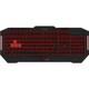 CERBERUS KB MKII [マルチカラーバックライトLED搭載 防滴設計USB接続ゲーミングキーボード]