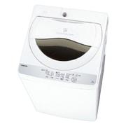 AW-5G6(W) [全自動洗濯機 5kg 風乾燥機能付(1.3kg) グランホワイト]