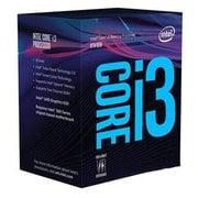 BX80684I38100 [CPU Core-i3 8100]