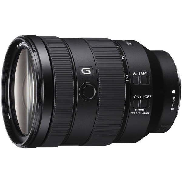 SEL24105G FE 24-105mm F4 G OSS [Gレンズ 24-105mm/F4 ソニーEマウント]