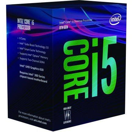 BX80684I58400 [CPU Core-i5 8400]