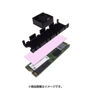 SS-M2S-HS03 [ファン付M.2 SSD用ヒートシンク]
