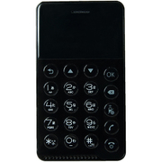 NichePhone-S [SIMフリースマートフォン Android 4.2搭載 通話 3G Wi-Fiテザリング Bluetooth 4.0LE ブラック]