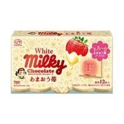 ホワイトミルキーチョコレート あまおう苺 60g