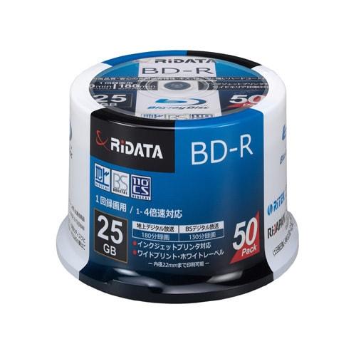 BD-R130PW 4X.50SP D [1回録画用ブルーレイディスク 25GB 50枚]