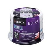 BD-RE130PW 2X.50SP D [繰り返し録画用ブルーレイディスク 25GB 50枚]