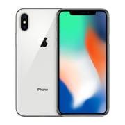 アップル iPhone X 64GB シルバー [スマートフォン]