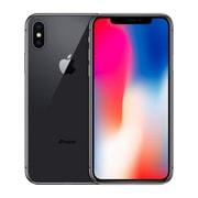 アップル iPhone X 256GB スペースグレイ [スマートフォン]
