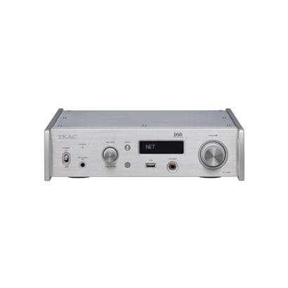 NT-505-S [USB DAC/ネットワークプレーヤー シルバー]