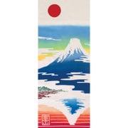 51658 [Kenema 注染手ぬぐい 和楽 富士山]