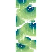 51518 [Kenema 注染手ぬぐい 生き物 甘雨の蛙]