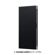 SCSG50JP/B [Xperia XZ1 Style Cover Stand Black]