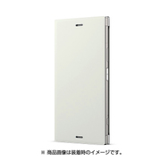 SCSG50JP/W [Xperia XZ1 Style Cover Stand Ivory]