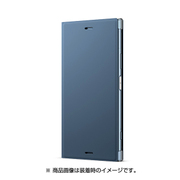 SCSG50JP/L [Xperia XZ1 Style Cover Stand Blue]