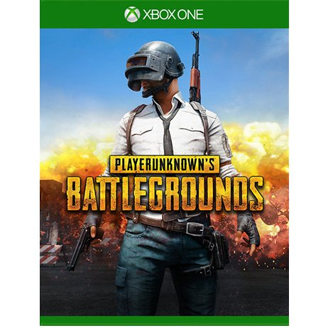 PLAYERUNKNOWN'S BATTLEGROUNDS [XboxOneソフト]
