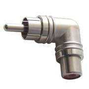 FAD-804PP [変換アダプター L型ピン(RCA)プラグ-ピン(RCA)ジャック]