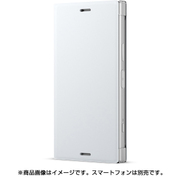 SCSG60JP/W [Xperia XZ1 Compact ケース Style Cover Stand ホワイト]