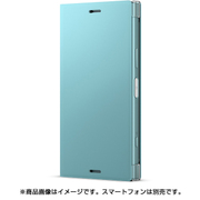 SCSG60JP/L [Xperia XZ1 Compact ケース Style Cover Stand ブルー]