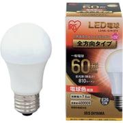 LDA8L-G/W-6T5 [LED電球 60W相当 E26 全光束810lm 全方向タイプ 密閉器具対応 電球色]