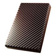 HDPT-UT500BR [USB 3.0/2.0対応 ポータブルハードディスク 「高速カクうす」 ブリックブラウン 500GB]