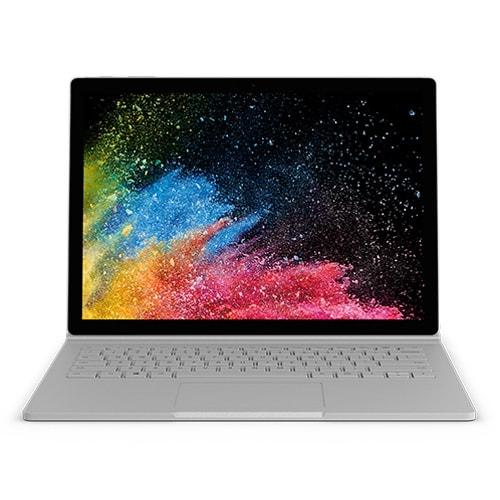 HMW-00012 [Surface Book 2(サーフェスブック 2) 13.5インチ/第7世代 Intel Core i5/メモリ8GB/256GB/iGPU/Office Premium/シルバー]